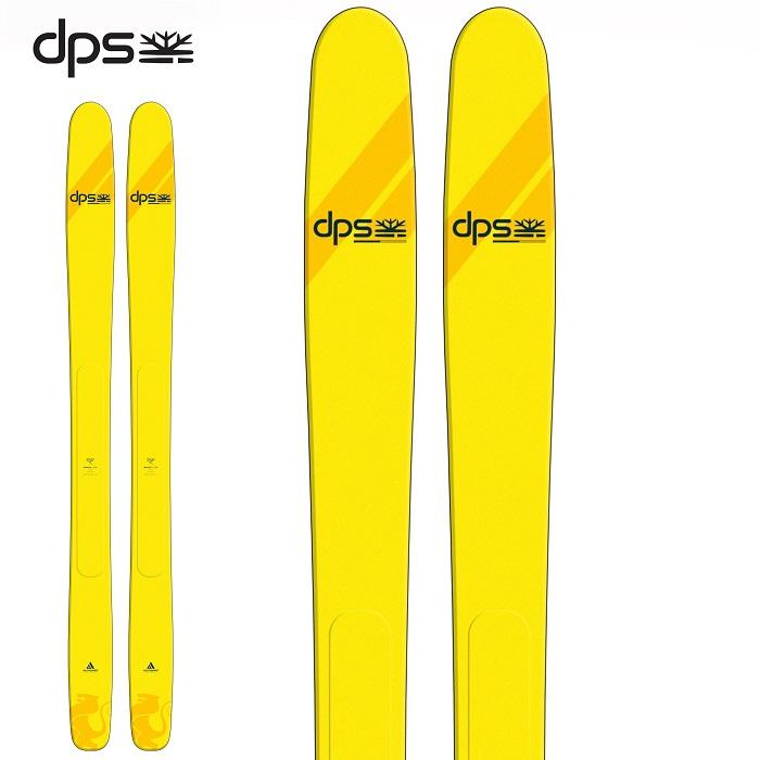 -DPS ディーピーエス- スキー板 単品 [DPS  WAILER  A112  RP] ワイラー A112 RP 20-21モデル 送料無料