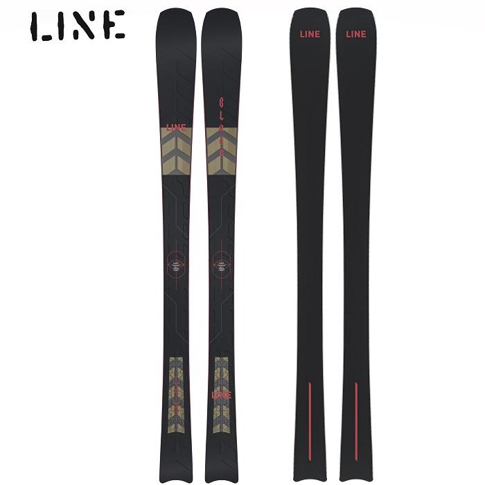 -LINE ライン- スキー板 単品 [LINE BLADE] ブレ-ド 20-21モデル 送料無料
