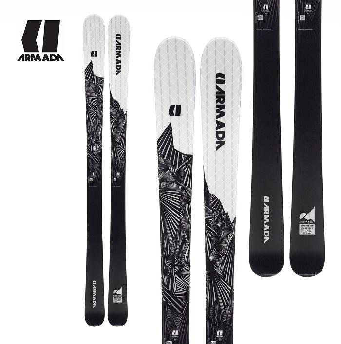 -ARMADA アルマダ- スキー板 単品 [ARMADA INVICTUS 89 TI] インビクタス89TI 19-20モデル 送料無料