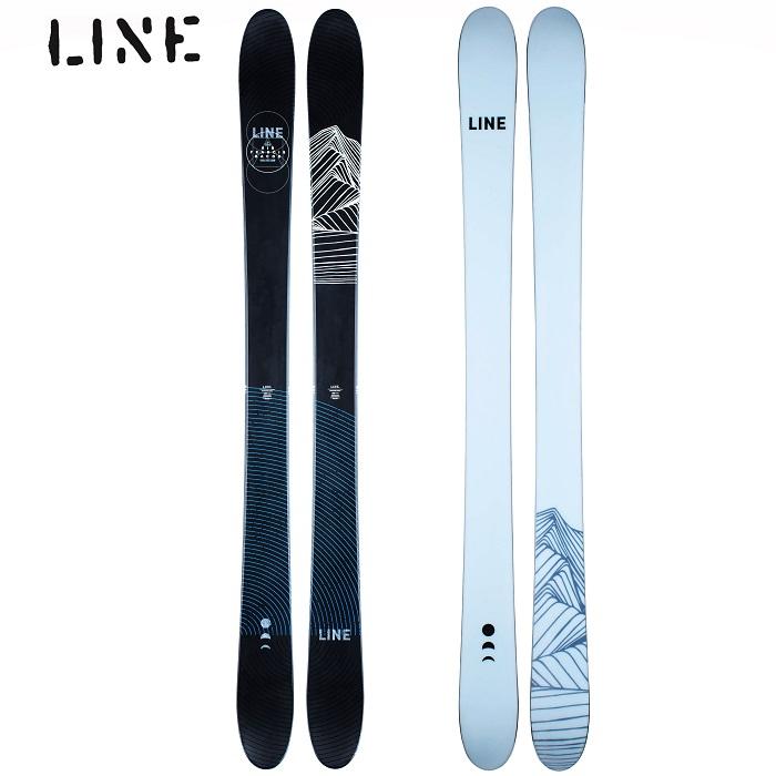 -LINE ライン- スキー板 単品 [LINE SIR FRANCIS BACON] サー フランシス ベーコン 20-21モデル 送料無料