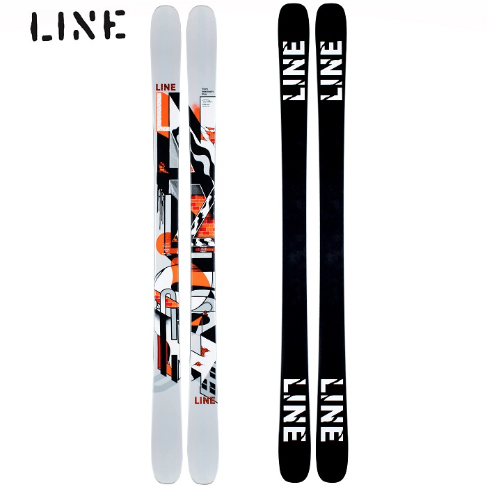 -LINE ライン- スキー板 単品 [LINE TOM WALLISCH PRO] トムウォリッシュプロ 20-21モデル 送料無料