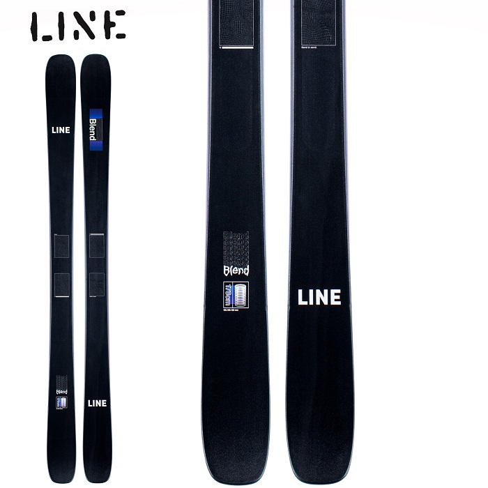 -LINE ライン- スキー板 単品 [LINE BLEND] ブレンド 20-21モデル 送料無料