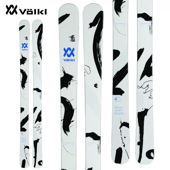 -VOLKL フォルクル- スキー板 単品 [VOLKL REVOLT 95] リボルト95 19-20モデル 送料無料