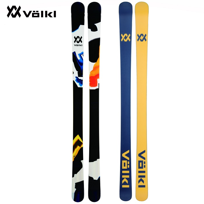 -VOLKL フォルクル- スキー板 単品 [VOLKL REVOLT 86] リボルト86 19-20モデル 送料無料