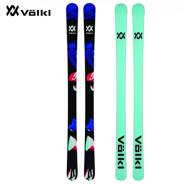 -VOLKL フォルクル- スキー板 単品 レディース [VOLKL BASH 86 W] バッシュ86W 19-20モデル 送料無料