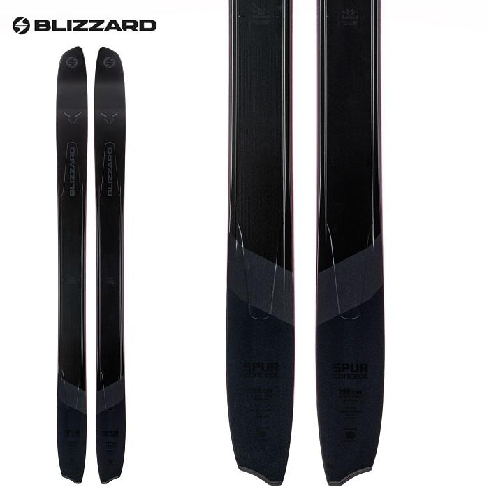 -BLIZZARD ブリザード- スキー板 単品 [BLIZZARD SPUR CONCEPT] シュプール コンセプト 20-21モデル 送料無料