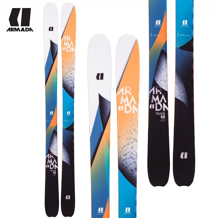 -ARMADA アルマダ- スキー板 単品 レディース [ARMADA TRACE 88] トレース88 19-20モデル 送料無料
