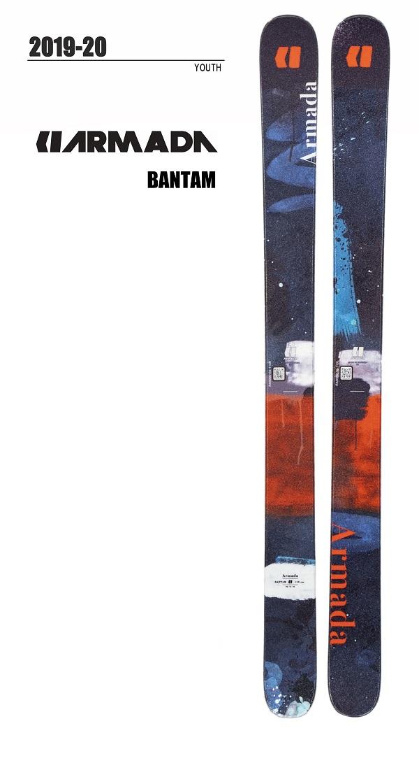 -ARMADA アルマダ- スキー板 単品 ジュニア [ARMADA BANTAM] バンタム 19-20モデル