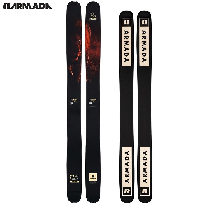 -ARMADA アルマダ- スキー板 単品  [ARMADA MAJIC J] マジックジェイ 21-22モデル 送料無料