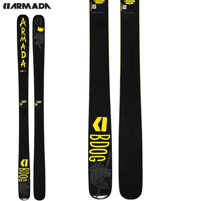 -ARMADA アルマダ- スキー板 単品 [ARMADA BDOG] ビードッグ 21-22モデル 送料無料