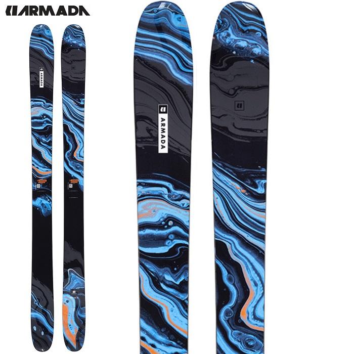 -ARMADA アルマダ- スキー板 単品 [ARMADA ARW 106 UL]  エーアールダブリュ106 UL 21-22モデル 送料無料