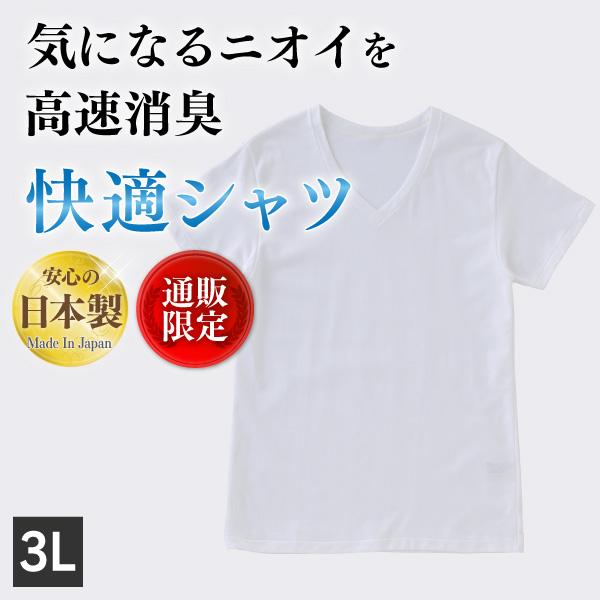 アシストデオシャツ (3L)