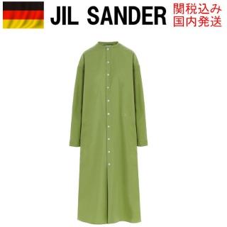 【海外限定】シャツドレス