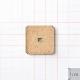 ●糸ボタン_ディスクモールド 正方形A