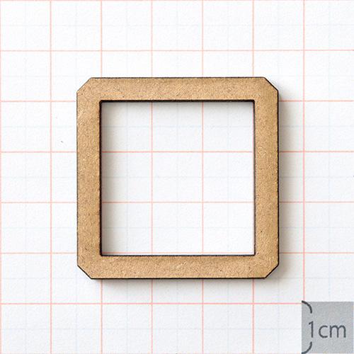 〇糸ボタン_リングモールド 正方形A