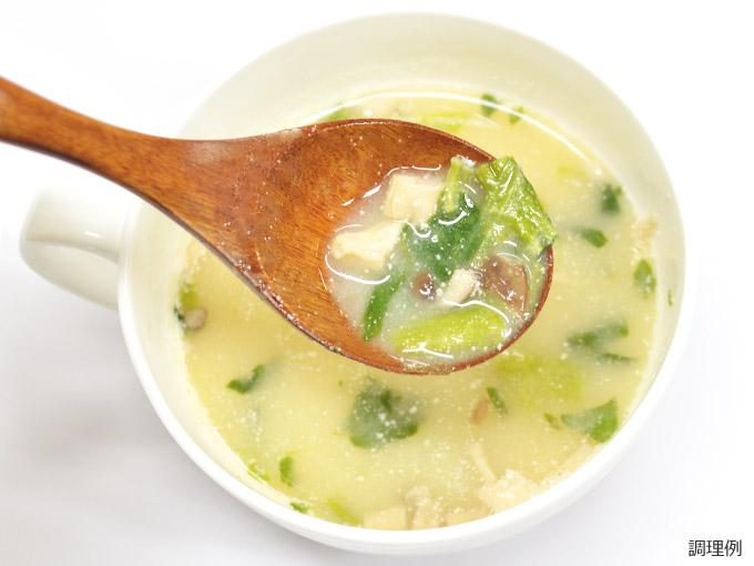 まるごと信州スープ 信州サーモンの味噌クリームスープ
