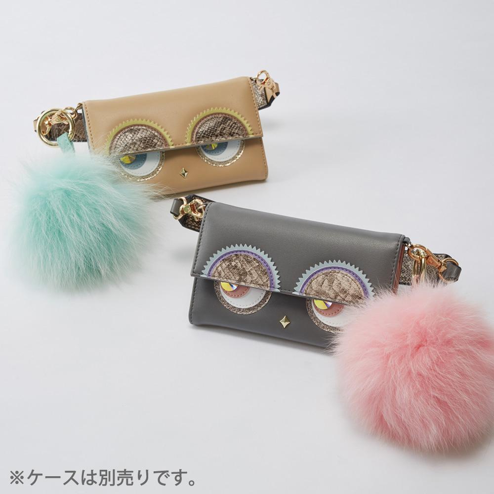 別売り FurCharm ファーチャーム Pink ピンク【STARRY FEM スターリーフェム】