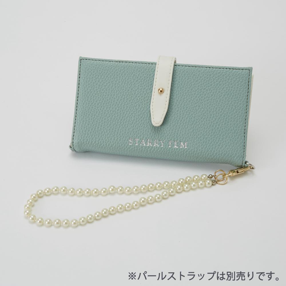 iPhone11Pro/XS/X対応 Katee Mint ケイティ ミント【STARRY FEM スターリーフェム】