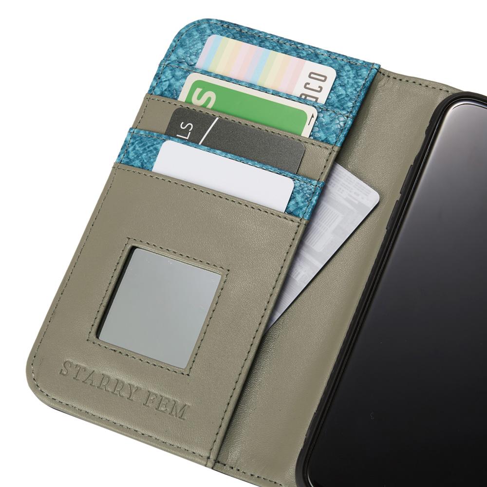 iPhone11ProMax/XSMax対応 LOOKWAY02 Black PCケース採用 ルックウェイ02 ブラック【STARRY FEM スターリーフェム】