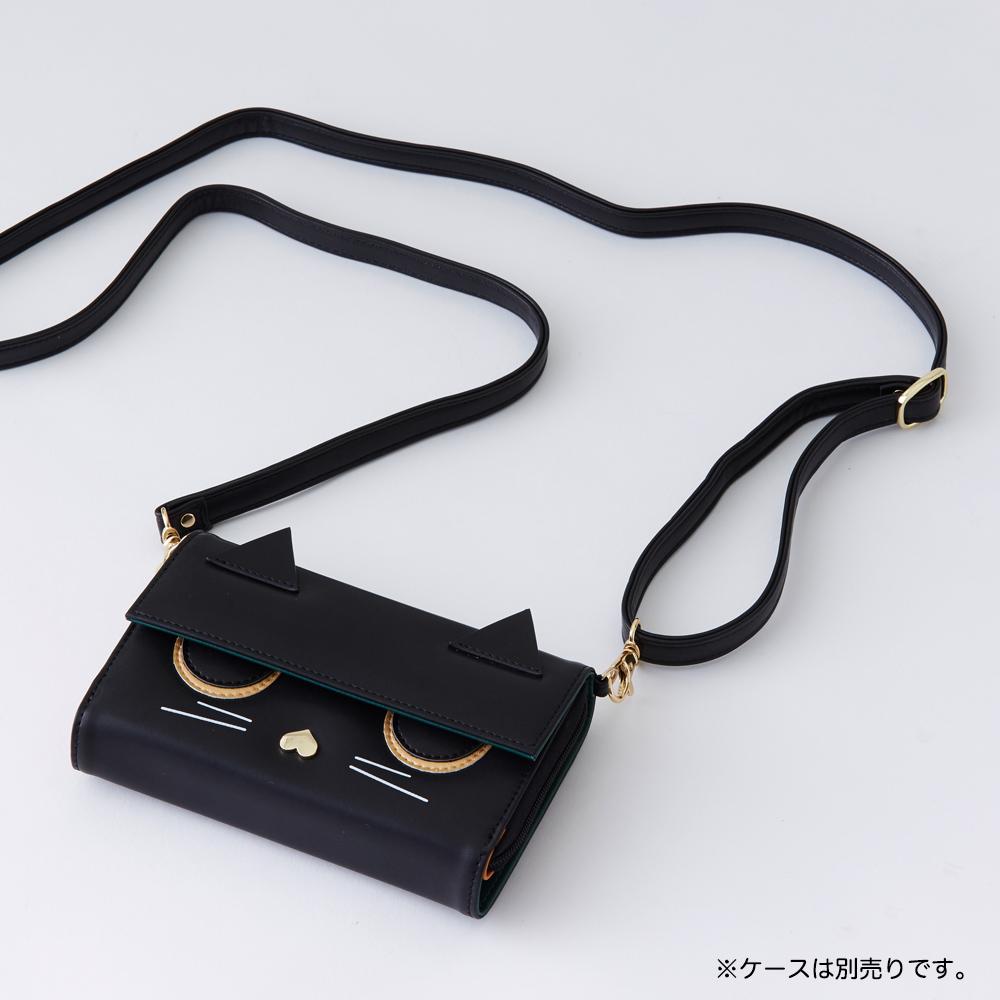 別売り 調整付き Shoulder Strap Black ショルダーストラップ ブラック【STARRY FEM スターリーフェム】