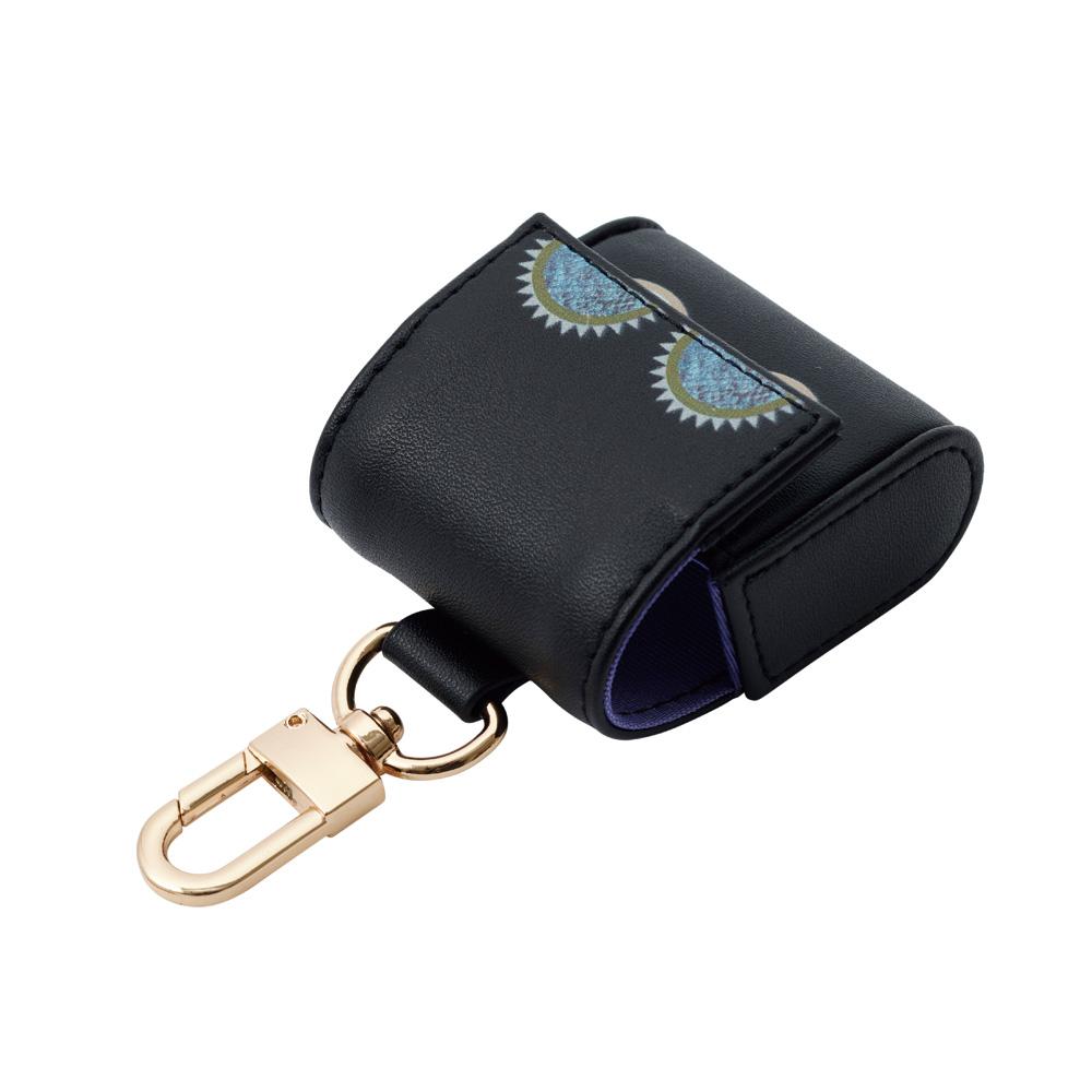 LOOKWAY for AirPods Case01 エアポッズケース Black ブラック【STARRY FEM スターリーフェム】