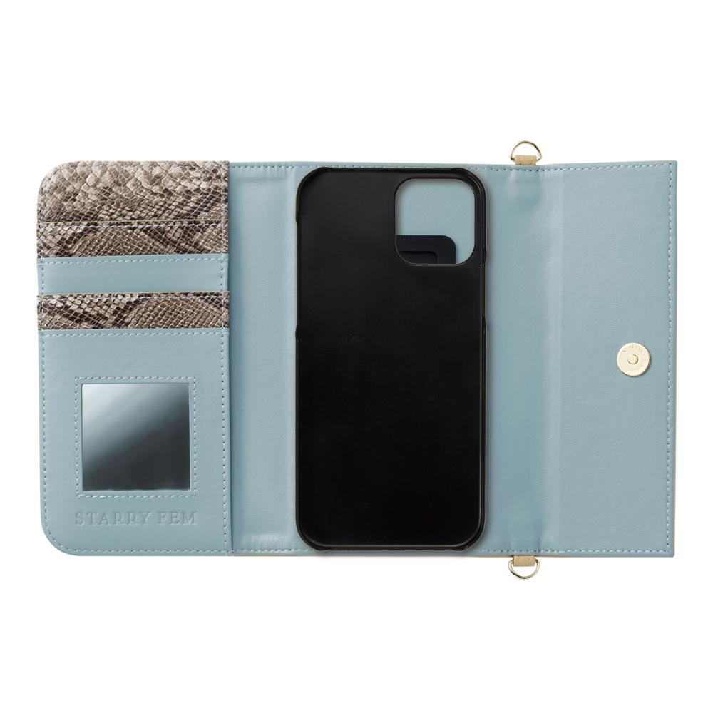 iPhone12ProMax対応 LOOKWAY03 Natural ルックウェイ ナチュラル【STARRY FEM スターリーフェム】