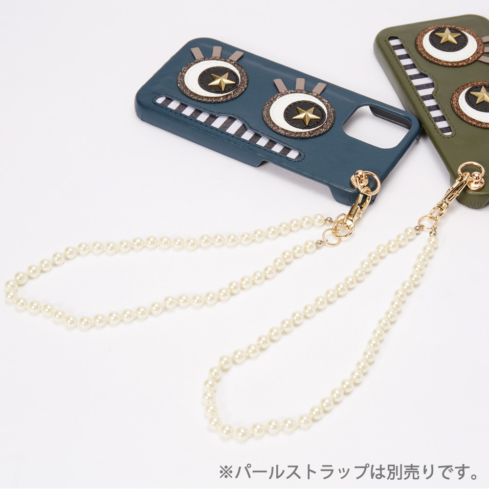 iPhone12/12Pro対応 Abby03 Khaki アビー03 カーキ【STARRY FEM スターリーフェム】