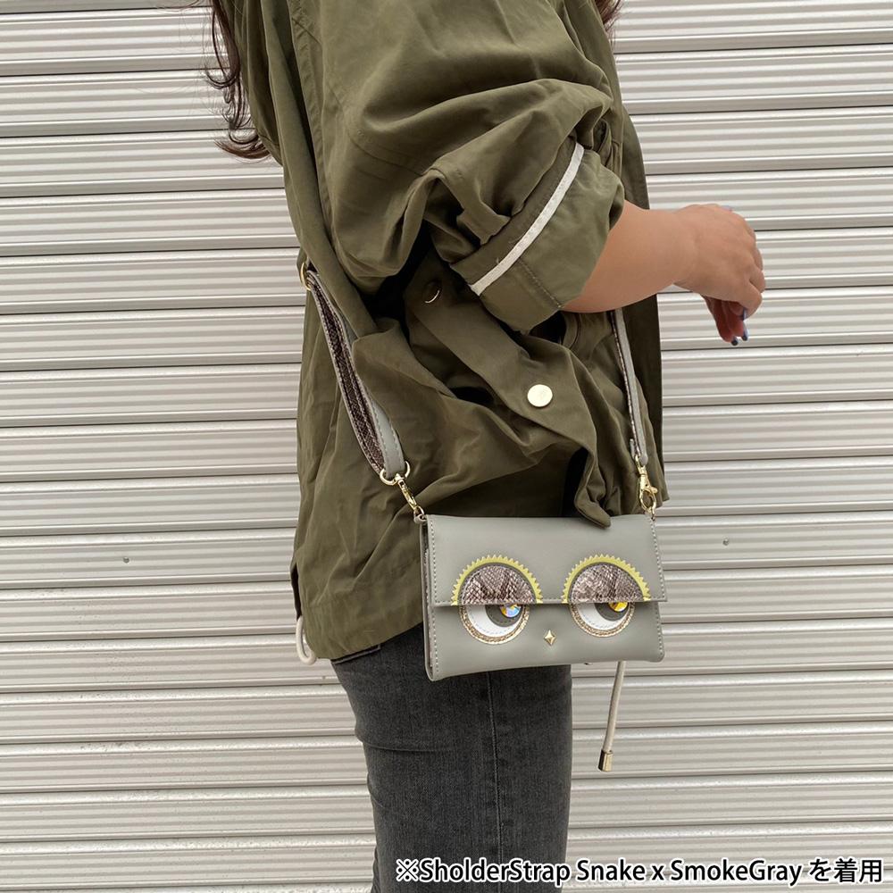 iPhone11Pro/XS/X対応 LOOKWAY04 スモークグレー ルックウェイ【STARRY FEM スターリーフェム】