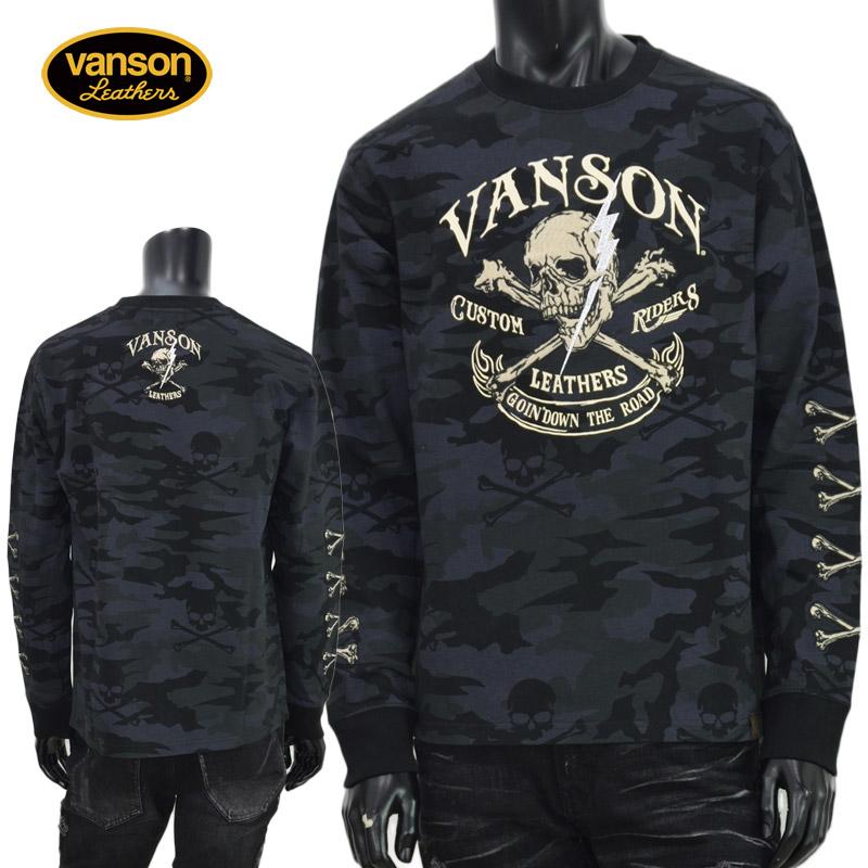 VANSON 新作4