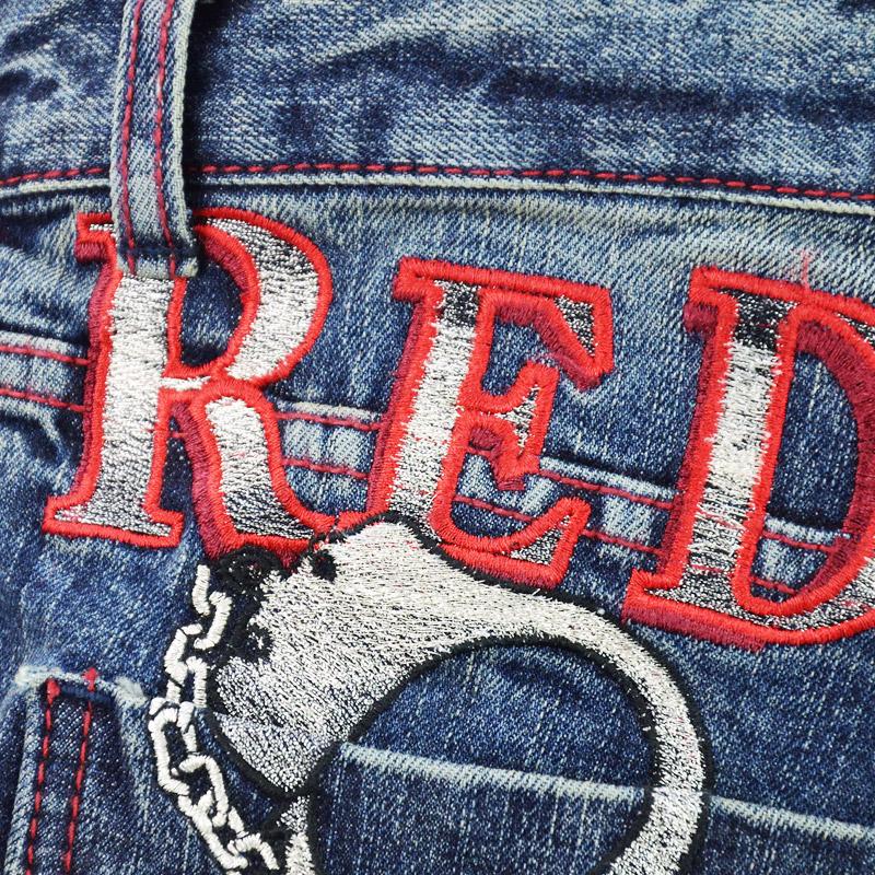 RJ/RJ2075<br>RED PEPPER(レッドペッパー)<br>×BETTYBOOP 限定コラボモデル MENS 刺繍