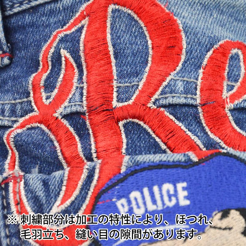 RJ/RJ1095<br>RED PEPPER(レッドペッパー)<br>×BETTYBOOP 限定コラボモデル LADIES 刺繍