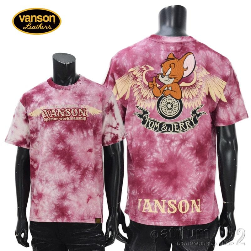 VANSON 新作1