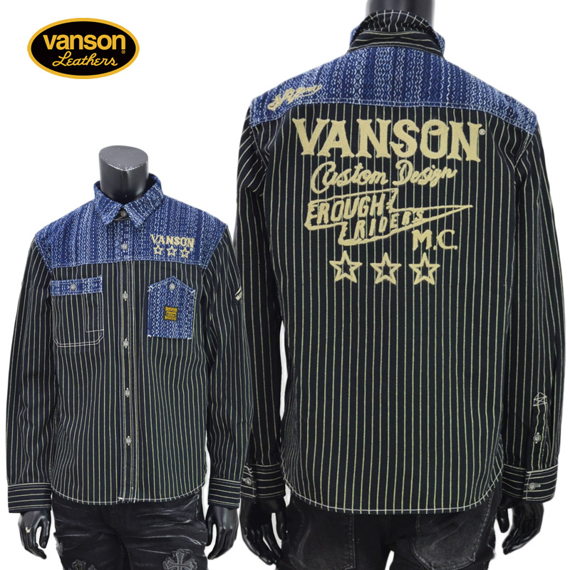 VANSON 新作7