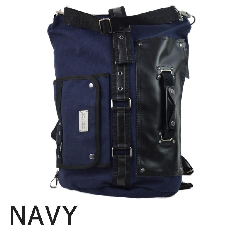 TO/DRH30048<br>DEVICE(デバイス)<br>フォルマリッチ 3WAY リュック バッグ