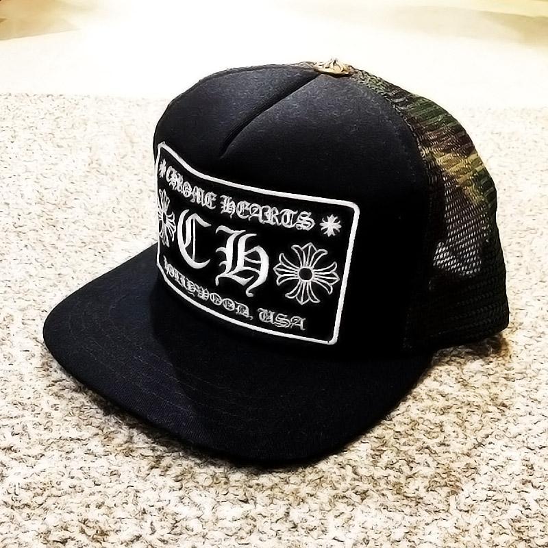 MRA/CH-CAP<br>Chrome Hearts(クロムハーツ)<br>CAP 帽子【並行輸入】