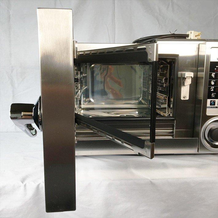 中古 厨房機器 美品 2018年製 大和冷機 スチームコンベクションオーブン DSC 022SC 幅595 奥420 高430mm 単相200V