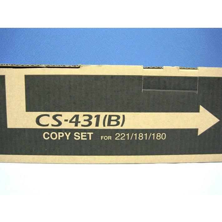 純正トナーカートリッジ 京セラ CS 431 TASKalfa180 TASKalfa181 TASKalfa221