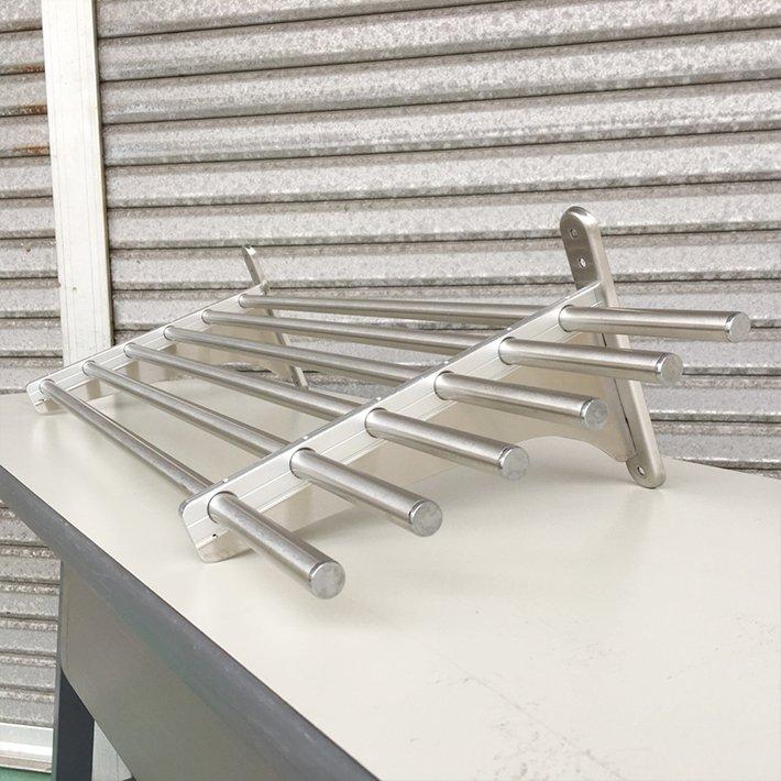 中古 厨房機器 送料無料 タニコー パイプ棚 2個セット TX P 75 幅750 奥300 高200mm 業務用厨房ラック 厨房用品 店舗用品