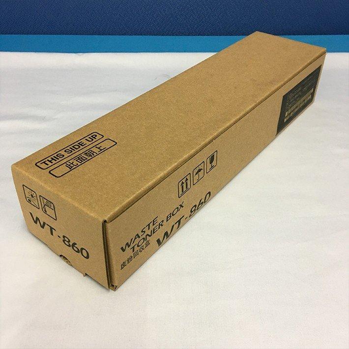純正廃トナーボックス 京セラ WT 860 TASKalfa 3050ci TASKalfa 3550ci TASKalfa 4550ci