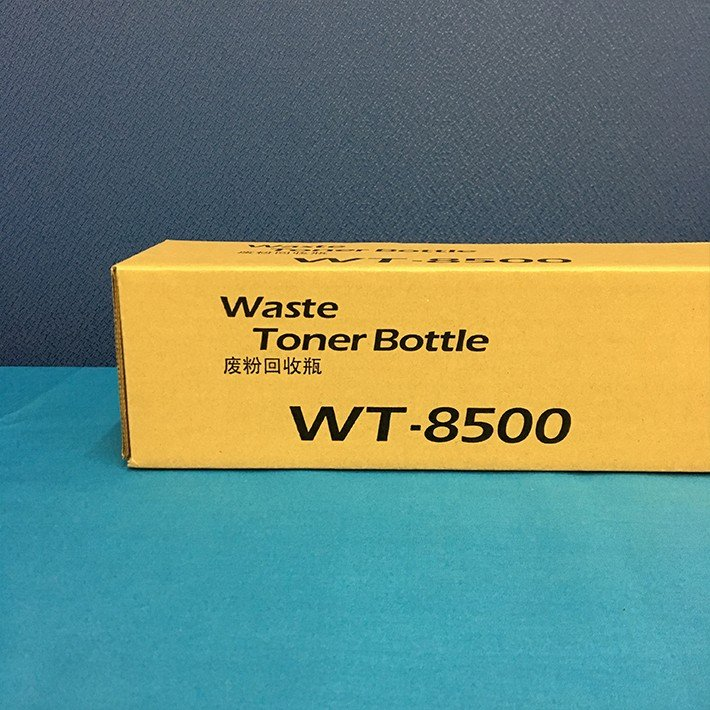 純正廃トナーボックス 京セラ WT 8500 TASKalfa 2552ci TASKalfa 2553ci TASKalfa 3252ci
