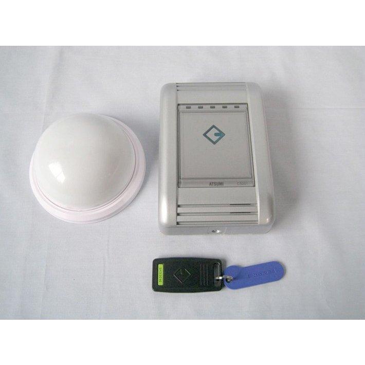 中古 通報機能付き防犯コントローラー 送料無料 アツミ電気 ASG1008他一式 防犯 セキュリティ 8回線・音声通報・データ通報・電話回線通報