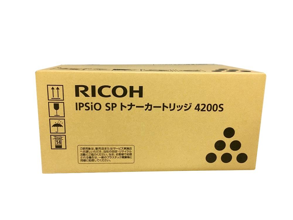 純正トナーカートリッジ リコー ISPIO SP トナーカートリッジ4200S IPSIO SP4210 IPSIO SP4300