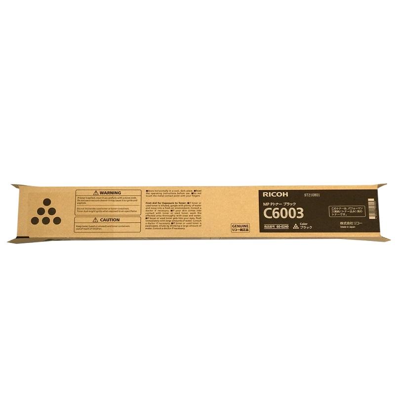純正トナーカートリッジ リコー MP Pトナー C6003 ブラック MP C4503 MP C5503 MP C6003 MP C4504