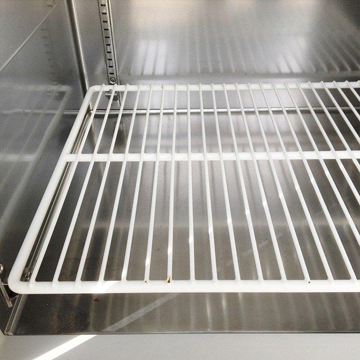中古 厨房機器 大和冷機 業務用インバーター台下冷蔵庫 7061CD EC 2014年製 幅2100 奥600 高800mm 定格内容積508L