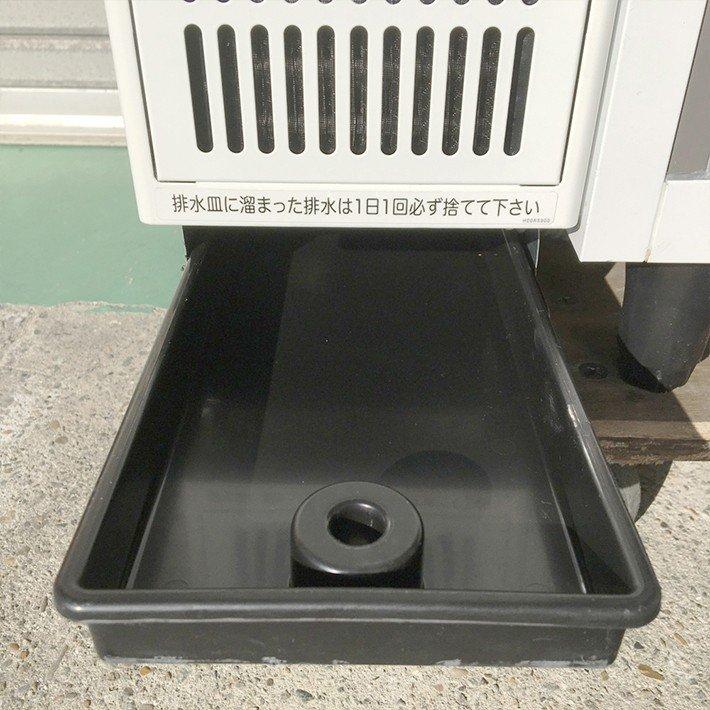 中古 厨房機器 フクシマ 2018年製 業務用スライド扉冷蔵ショーケース TGC30RE1 アンダーカウンタータイプ 幅900 奥600 高800mm