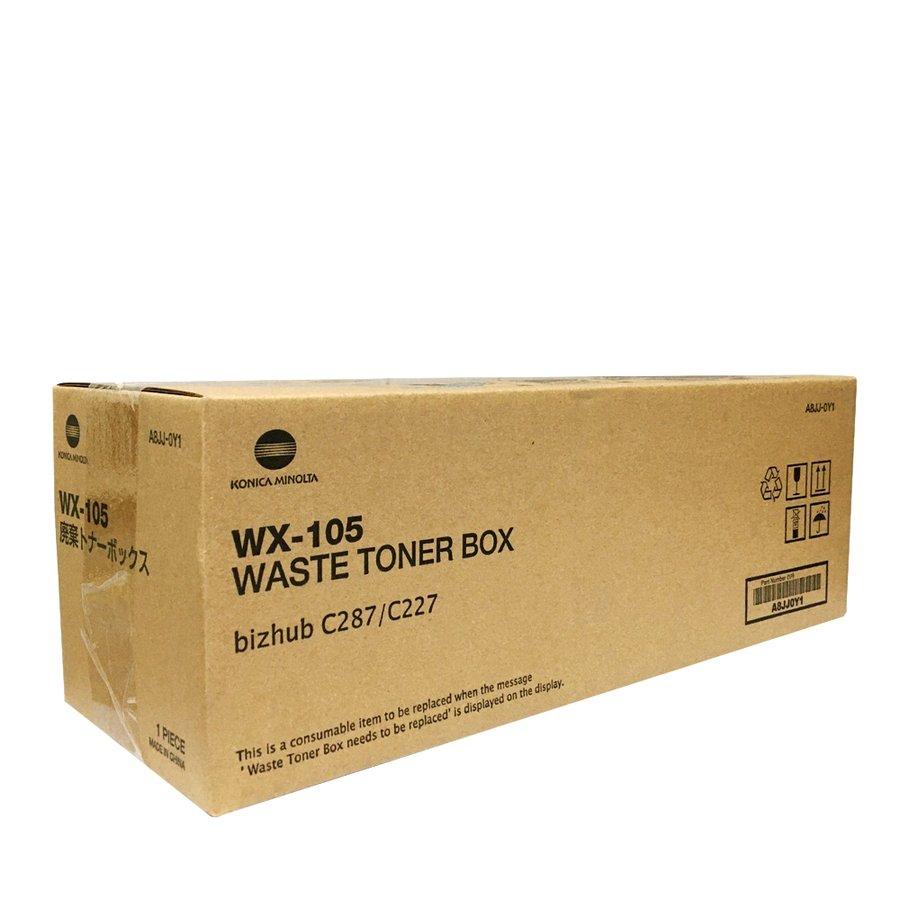 コニカミノルタ 廃棄トナーボックス WX105 bizhubC287 bizhubC227 WASTETONERBOX