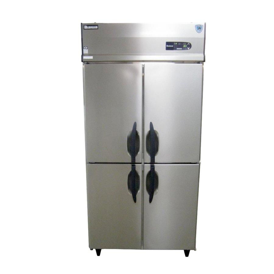 中古 厨房機器 大和冷機 縦型冷蔵庫 311CD NP EC 店舗用品 業務用冷蔵庫 2013年製 783L インバーター