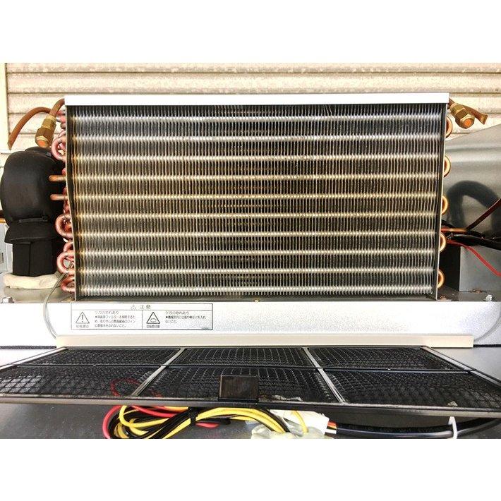 中古 厨房機器 2015年製 フクシマ 冷凍庫 ARD 124FMD 幅1200mm 奥800mm インバーター制御  有効内容積1083L
