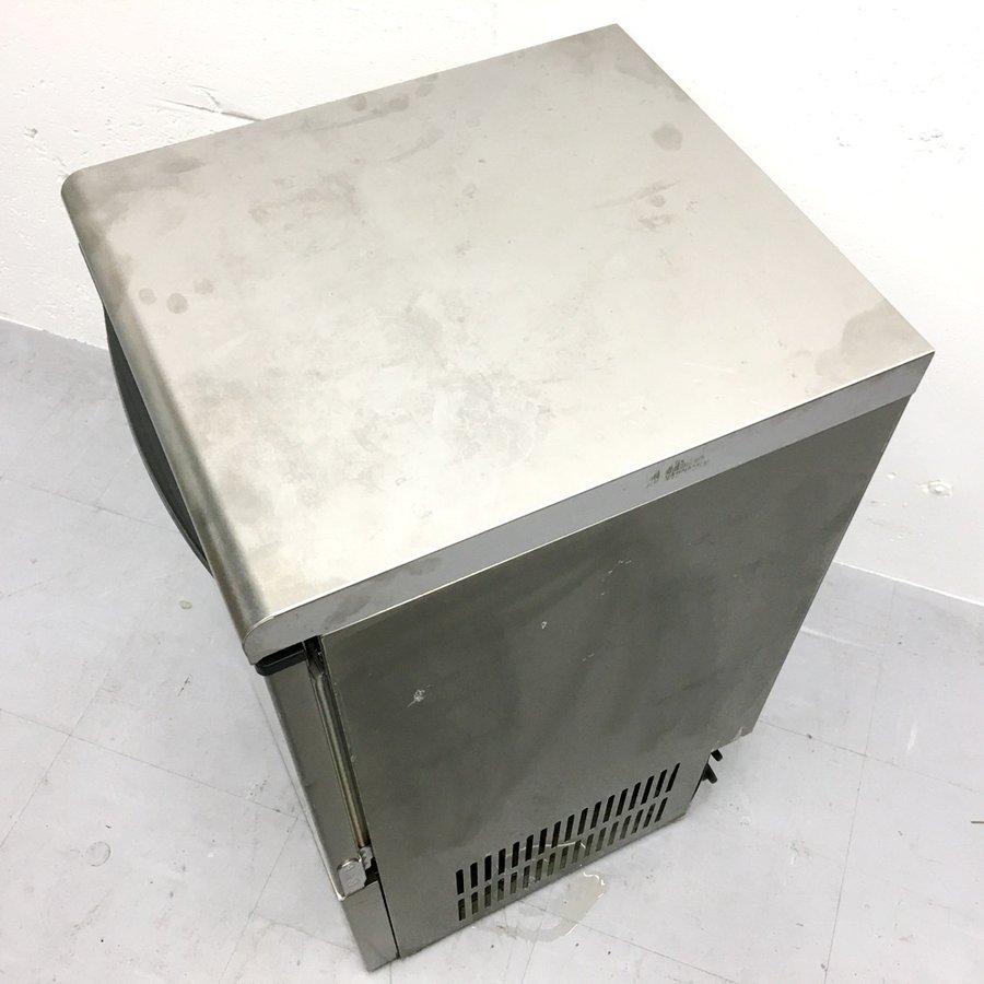 中古 厨房機器 2016年製 大和冷機 業務用製氷機 DRI25LME1 アンダーカウンタータイプ 製氷能力25Kg パーチカルタイプ製氷機 キューブアイス 省エネ 節水モデル