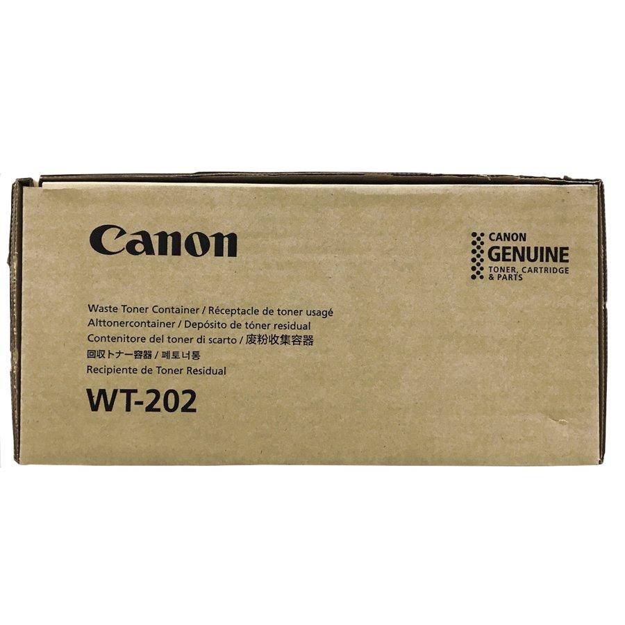 メーカー純正品 キヤノン純正 回収トナー容器 WT 202 iR C3025 C3020 C5560 C5550 C5540 C5535 C3530